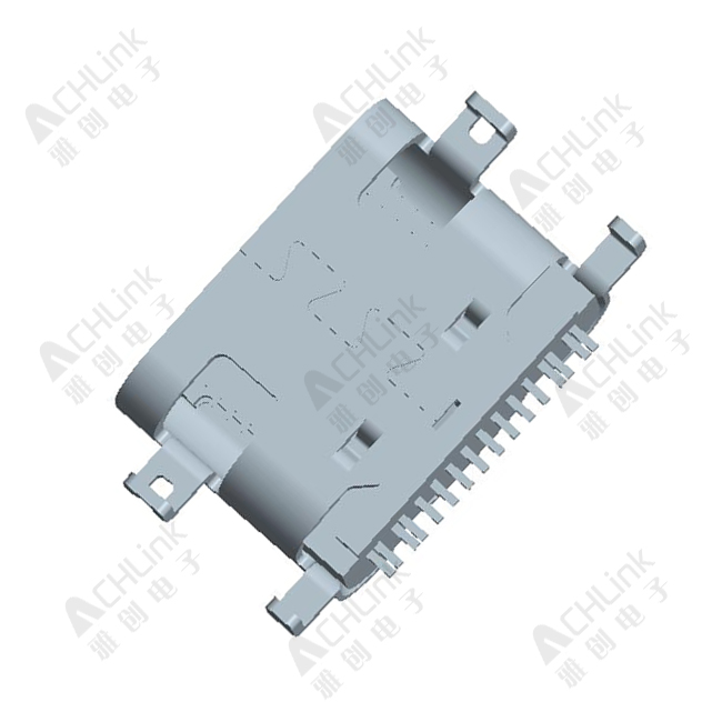 TYPE-C connector Single row 16PIN