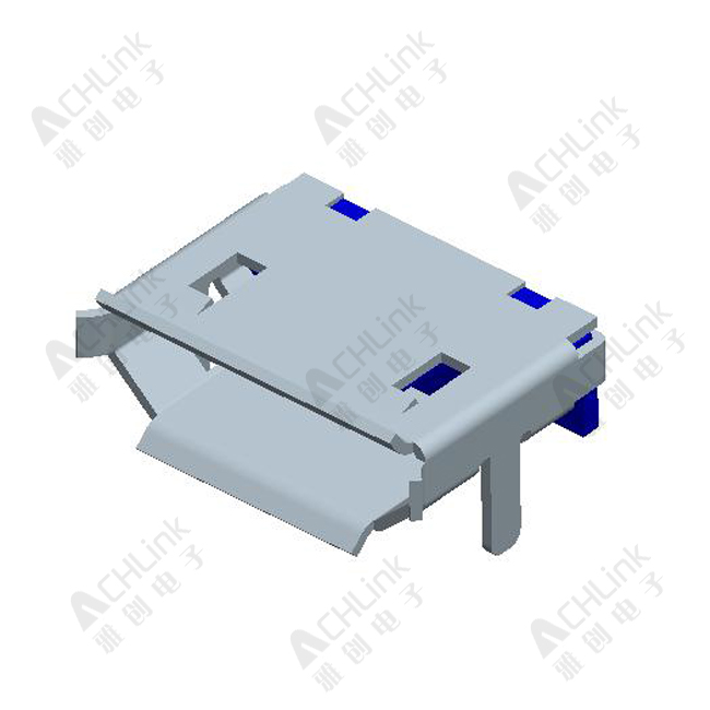 MICRO 5P/F PASTE FOOT DISTANCE IS 4.0 MM