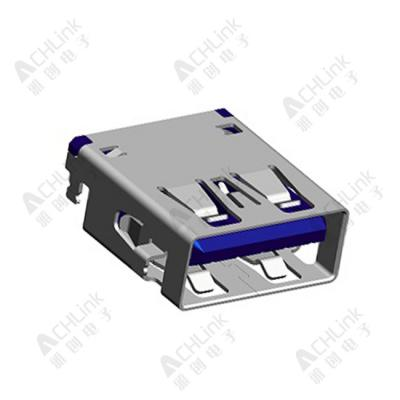 USB 3.09 pin base. Forward caisson type