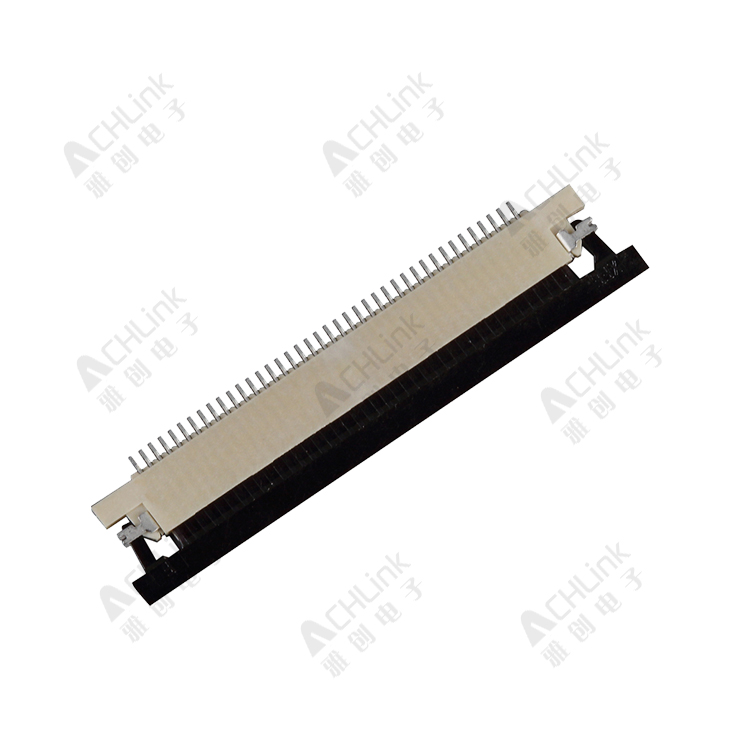 FPC PITCH0.5MM  Drawer style SMT H=1.2MM