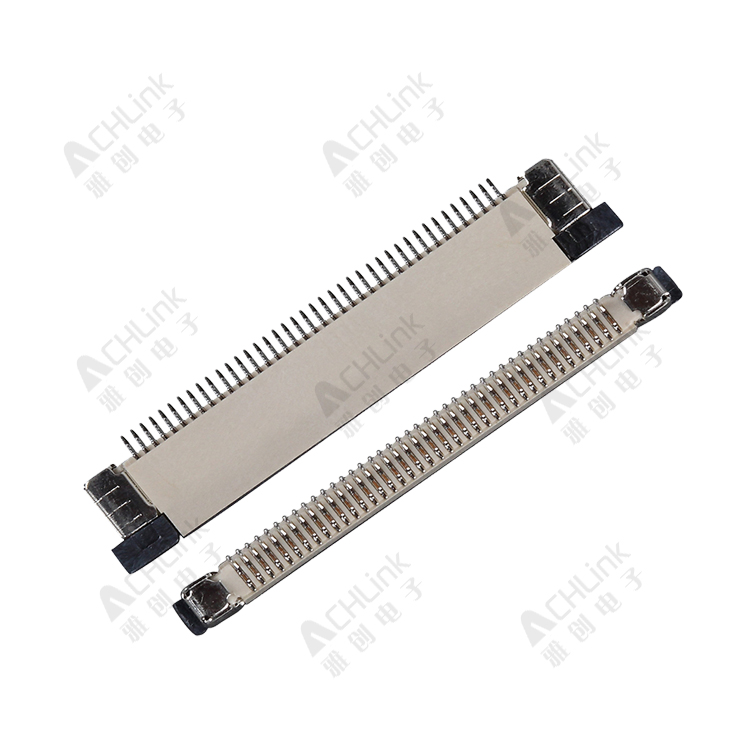 FPC0.5MM LOWER BAND LOCK SMT H=2.0MMFULL PACKAGE