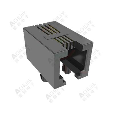 RJ11 CONNECTOR 4P4C 90° ALL-PLASTIC-1